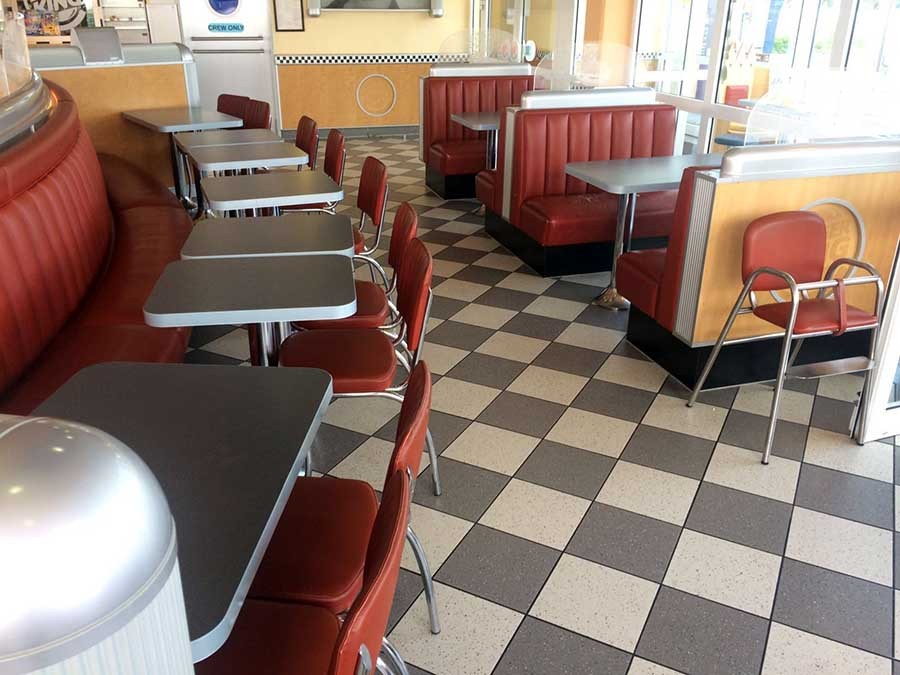 american diner m bel g nstig kaufen retro us diner m bel american dinner mobel blog. Black Bedroom Furniture Sets. Home Design Ideas