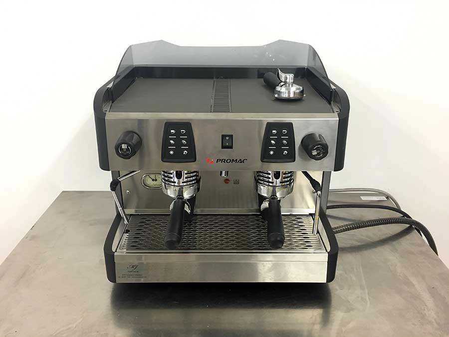 Green CME 2GR Kaffeemaschine Siebträgermaschine 2 Gruppig