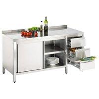 Küchen- & Edelstahlmöbel - konkursverkauf24.eu | Shop Gastronomiegerä