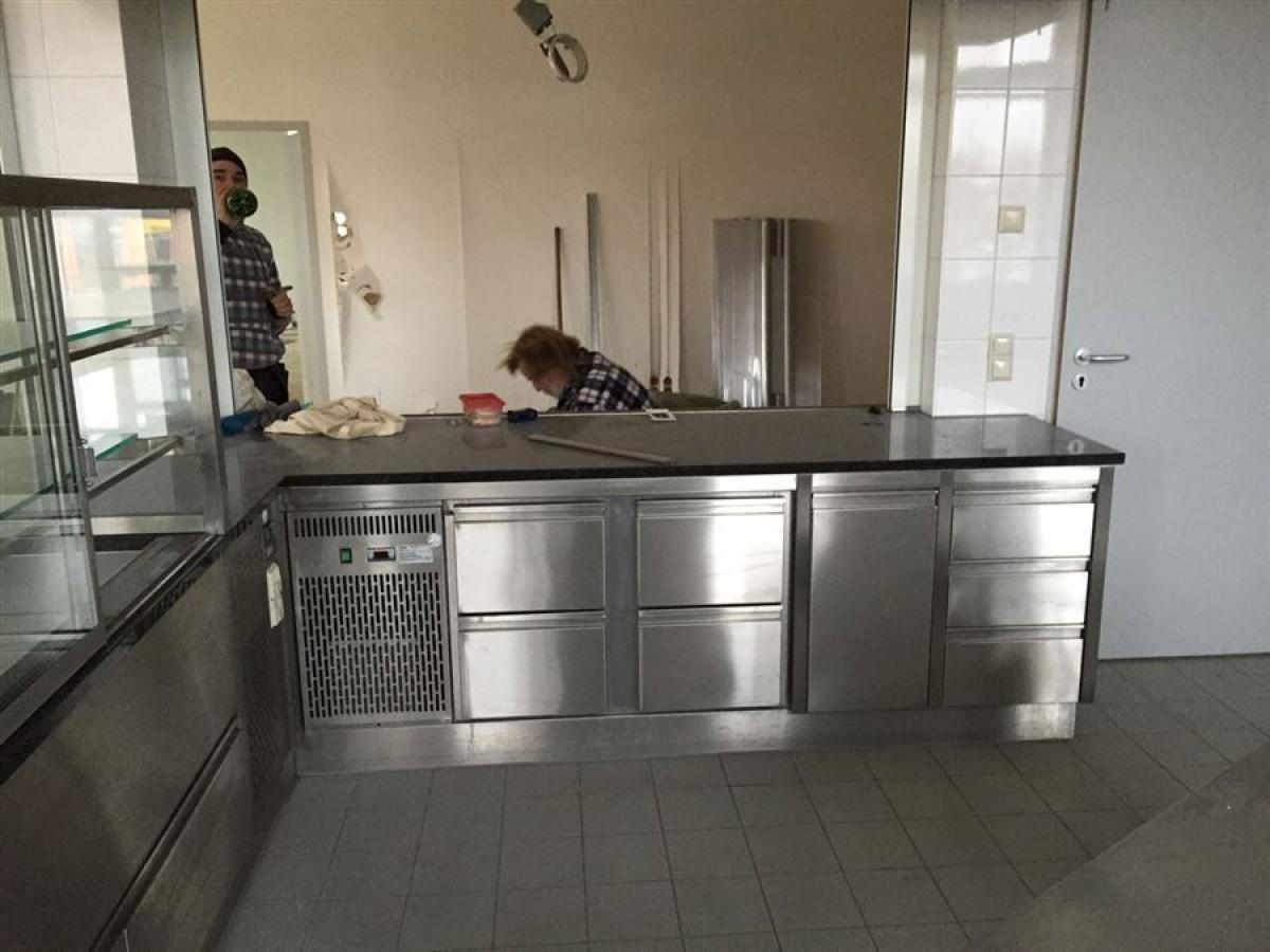 Awesome Edelstahl Küche Gebraucht House Design