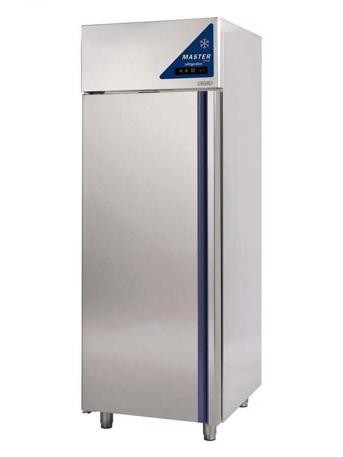 Edelstahl Kühlschrank ECC 700 TN Umluft 700 Liter GN 2 1