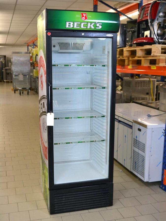 Flaschenkühlschrank Tefcold SCU 1450 CP Inhalt 374 Liter