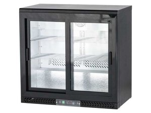 Bar Display Cooler Kühlschrank GT53UB, Inhalt 202 Liter,...