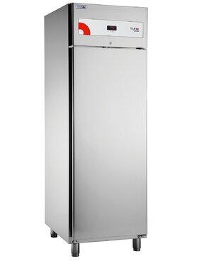 Smeg Kühlschrank Raffaello : Edelstahl tiefkühlschrank tku 718 friulinox by kbs umluftkühlung