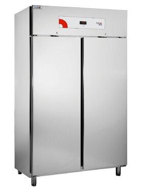 Smeg Kühlschrank Raffaello : Edelstahl tiefkühlschrank tku 1418 friulinox by kbs umluftkühlung
